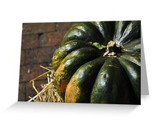Gourd Greeting Card