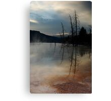 Mirror Canvas Print