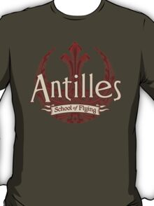 Antilles School of Flying (Dark) T-Shirt