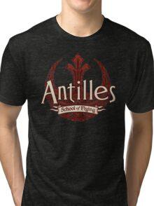 Antilles School of Flying (Dark) Tri-blend T-Shirt