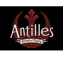 Antilles School of Flying (Dark) Photographic Print