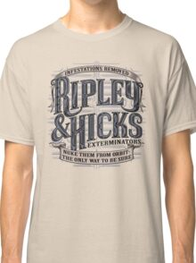 Ripley & Hicks Exterminators Classic T-Shirt