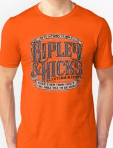 Ripley & Hicks Exterminators Unisex T-Shirt