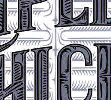 Ripley & Hicks Exterminators Sticker