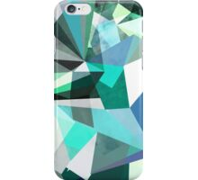 Colorflash 8 mint iPhone Case/Skin