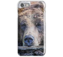Grizzly Pose iPhone Case/Skin