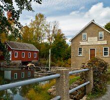 Morningstar Mill by (Tallow) Dave  Van de Laar