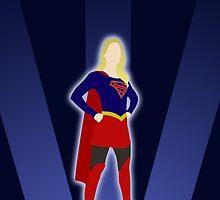 Supergirl by livinginamovie