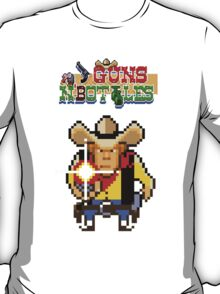 Guns n' bottles T-Shirt