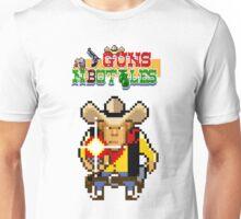 Guns n' bottles Unisex T-Shirt