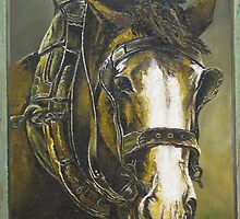 HORSE by kirandeep