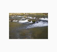 The Waterfalls Of The River Swale Unisex T-Shirt