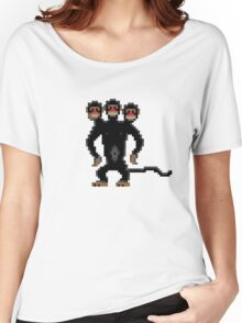 Look behind you! (Monkey Island) Women's Relaxed Fit T-Shirt