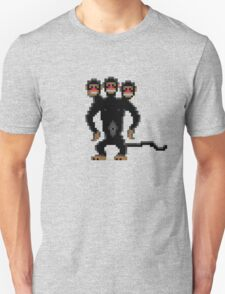 Look behind you! (Monkey Island) T-Shirt