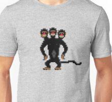 Look behind you! (Monkey Island) Unisex T-Shirt