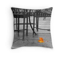 Autumn Solace Throw Pillow