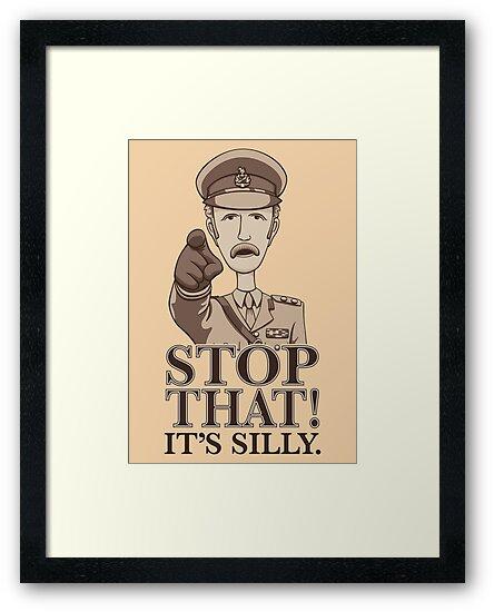 Stop That! by DoodleDojo