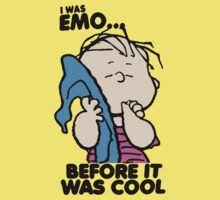 Linus I Was Emo Kids Clothes