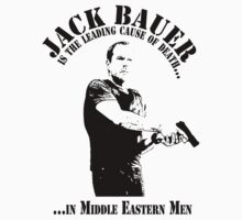 Jack Bauer 24 Leading Cause of Death by fm2501