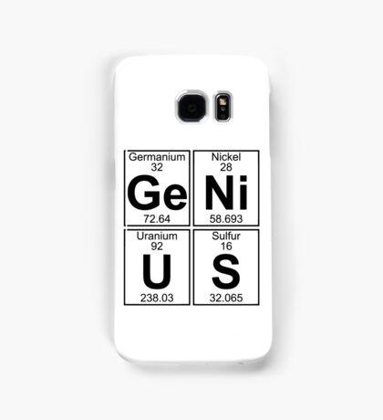 Ge-Ni-U-S (genius) Samsung Galaxy Case/Skin