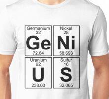 Ge-Ni-U-S (genius) Unisex T-Shirt