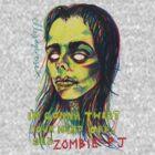 Zombie P J by ellejayerose