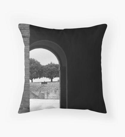 Siena Fortezza Throw Pillow