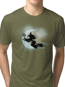 Baby Witch - Silhouette Tri-blend T-Shirt