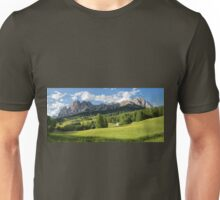 The Dolomites Unisex T-Shirt