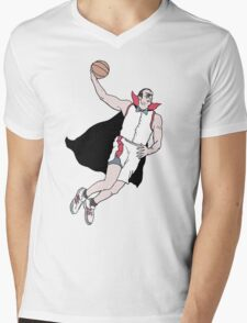The Sport Count Mens V-Neck T-Shirt