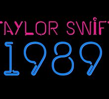 Taylor Swift 1989 by anoekr