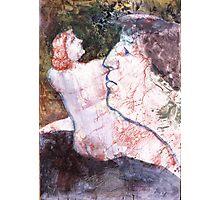 Nude portrait Photographic Print