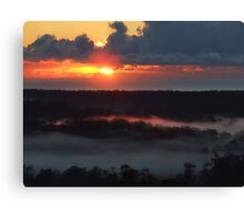 """Morning Delight"" Canvas Print"