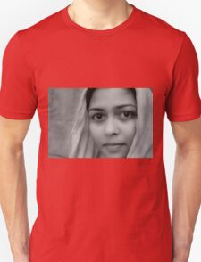 Girl in veil Unisex T-Shirt