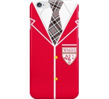 WMHS iPhone Case/Skin