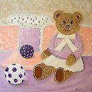 My Teddy... by Ilunia Felczer