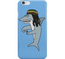 Reggae shark iPhone Case/Skin