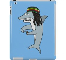 Reggae shark iPad Case/Skin