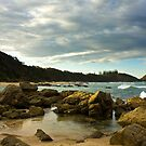 Shelly Beach, Port MacQuarie by Luke and Katie Thurlby