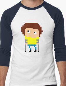 South Park Jimmy 16-bit Men's Baseball ¾ T-Shirt