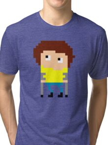 South Park Jimmy 16-bit Tri-blend T-Shirt