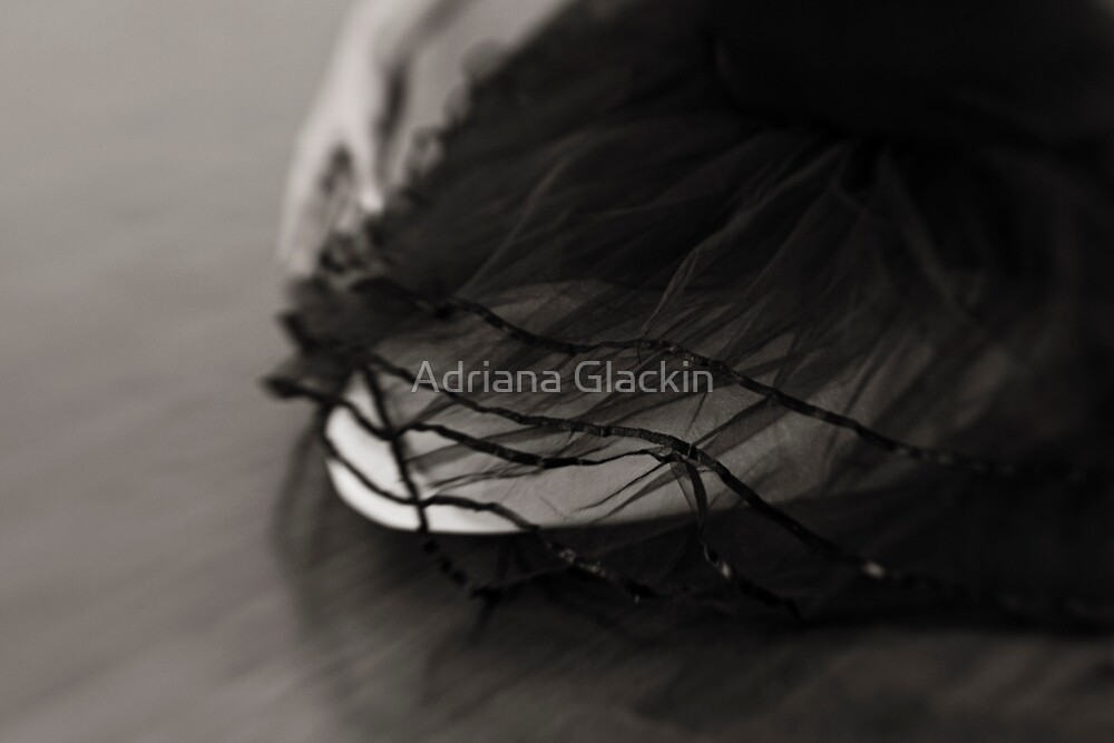 ~ the black tutu ~ by Adriana Glackin