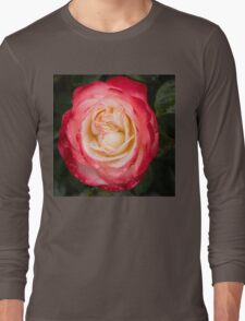 Rose and Rain - Pinks and Creams and Whites Long Sleeve T-Shirt