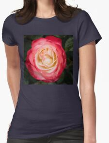 Rose and Rain - Pinks and Creams and Whites T-Shirt