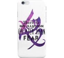 Fearless Rune iPhone Case/Skin