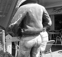 James Dean's Butt by largo
