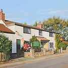 Clayworth Post Office by Graham Clark