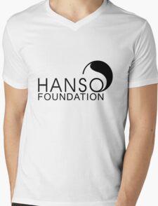 Hanso Mens V-Neck T-Shirt