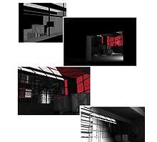 Jazz Wearhouse Scene by cjjuzang