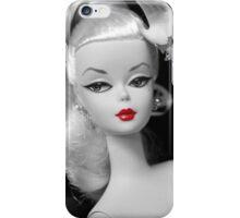 vintage silkstone Barbie iPhone Case/Skin